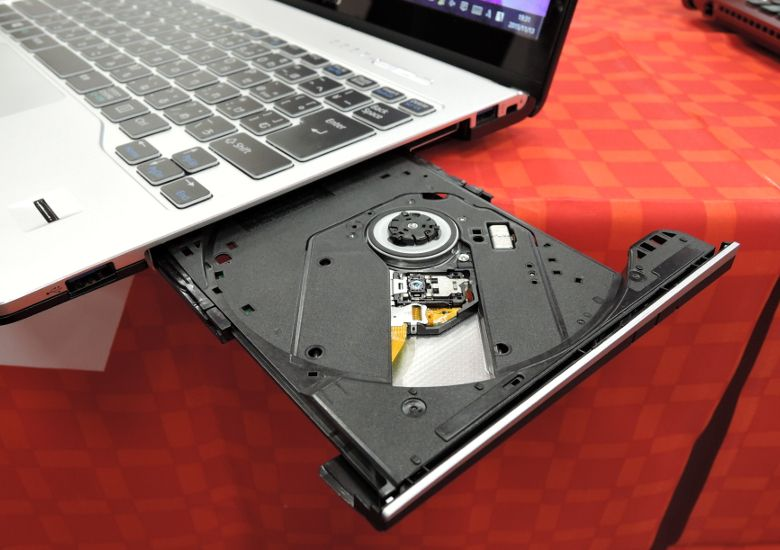 富士通 LIFEBOOK WS1/W ディスクドライブ