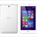 acer Iconia Tab 8 W - Windows 10を搭載してリニューアル、低価格8インチタブレット
