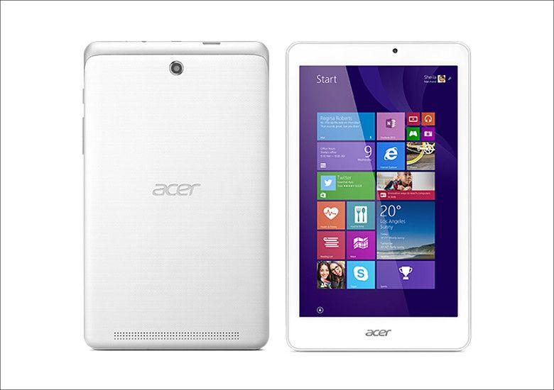 acer Iconia Tab 8 WがWindows 10に