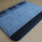 inateck 超薄型スリーブケース LC1201 - 低価格ながらかなりの高品質、ただしサイズ小さめ(実機レビュー)