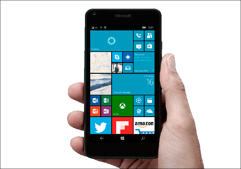 Microsoft Lumia 950シリーズ、販売準備進む