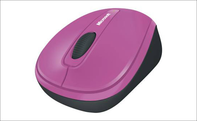 Wireless Mobile Mouse 3500 v2