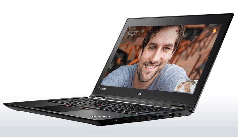 Lenovo ThinkPad Yoga 260 ノートPC形態
