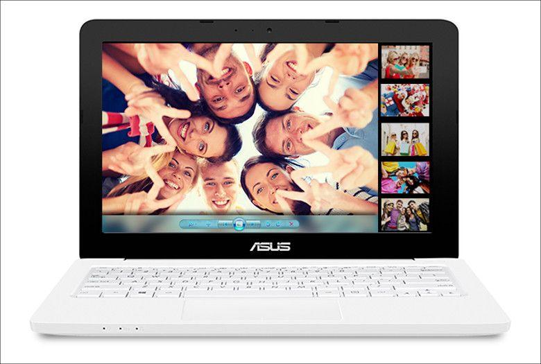 ASUS EeeBook E202SA ホワイト