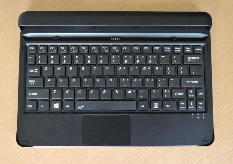Cube iWork11 keyboard CDK02
