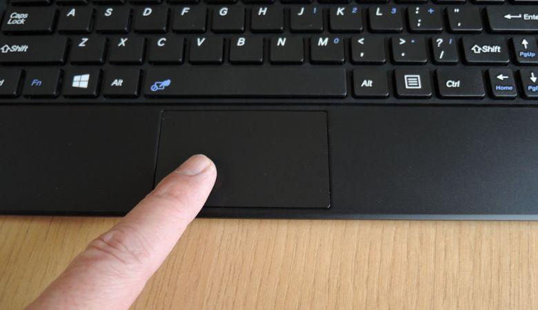 Cube iWork11 キーボードCDK02、タッチパッド