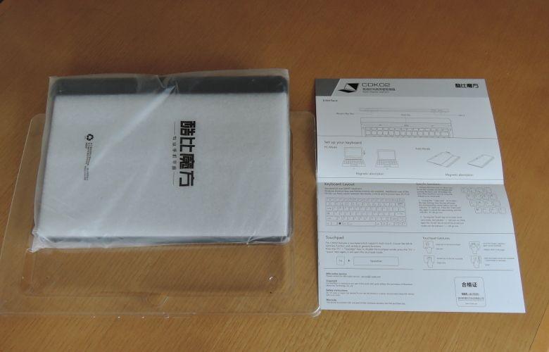Cube iWork11 キーボード