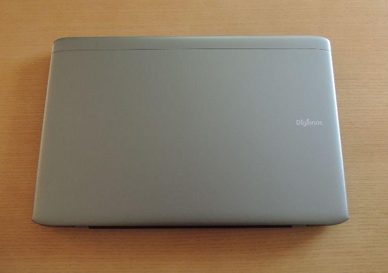 ドスパラ Critea VF-HG10 筐体1