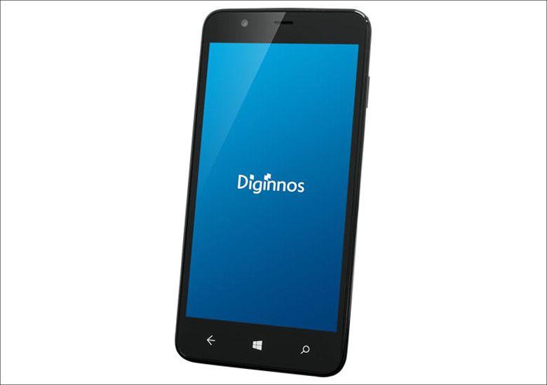ドスパラ Diginnos Mobile DG-W10M