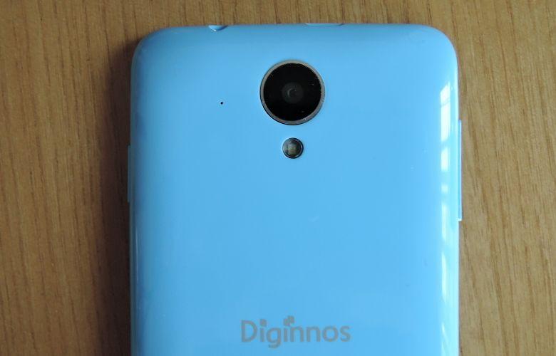 ドスパラ Diginnos Mobile DG-W10M カメラ