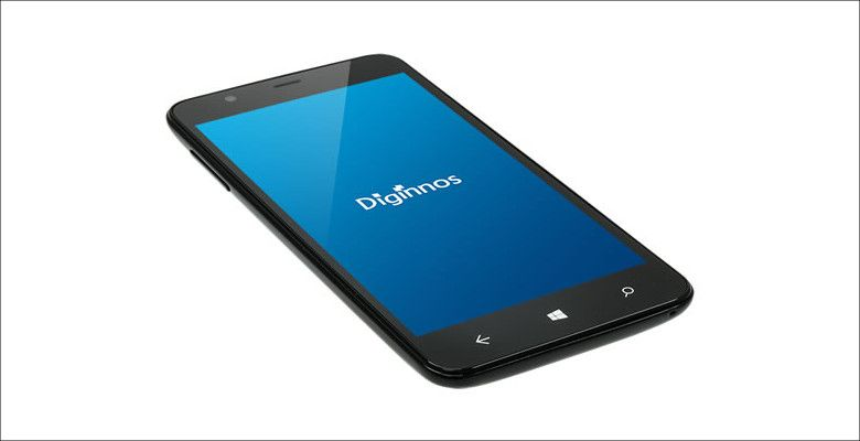 ドスパラ Diginnos Mobile DG-W10M