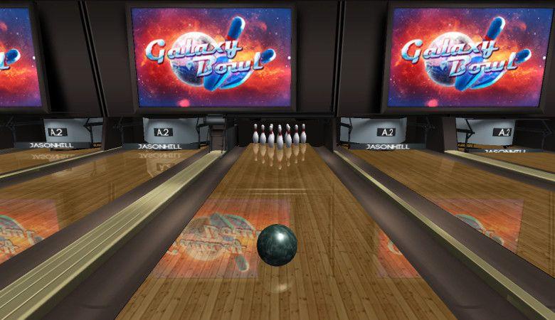 Galaxy Bowl コントロール