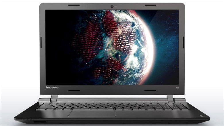 Lenovo ideapad 100 正面
