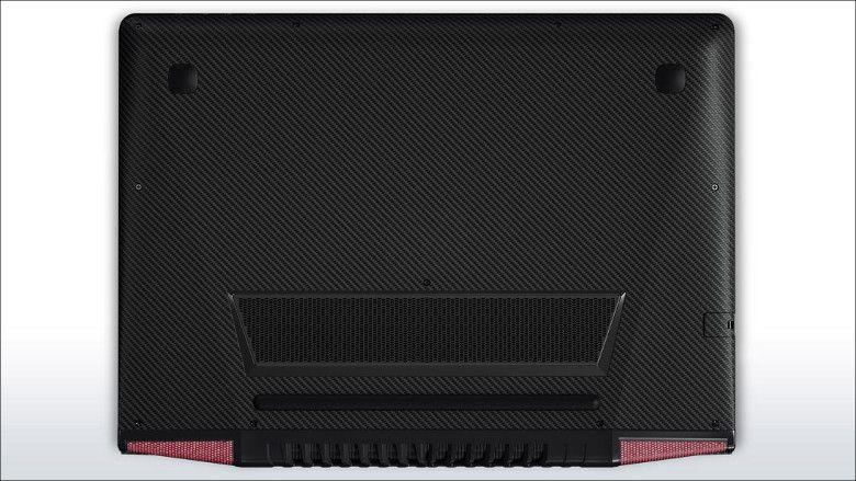 Lenovo ideapad Y700 底面