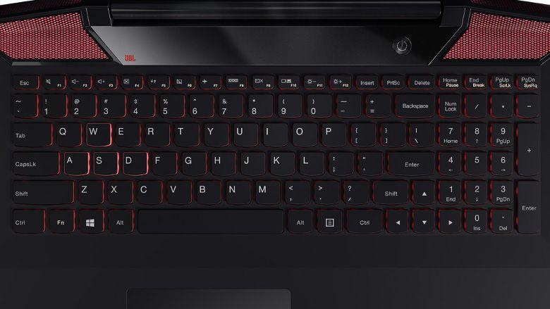 Lenovo ideapad Y700 キーボード