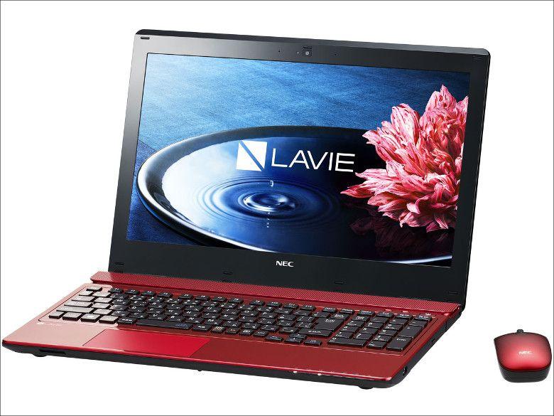 NEC LAVIE Smart NS(S)