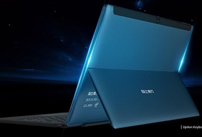 Cube i9 背面