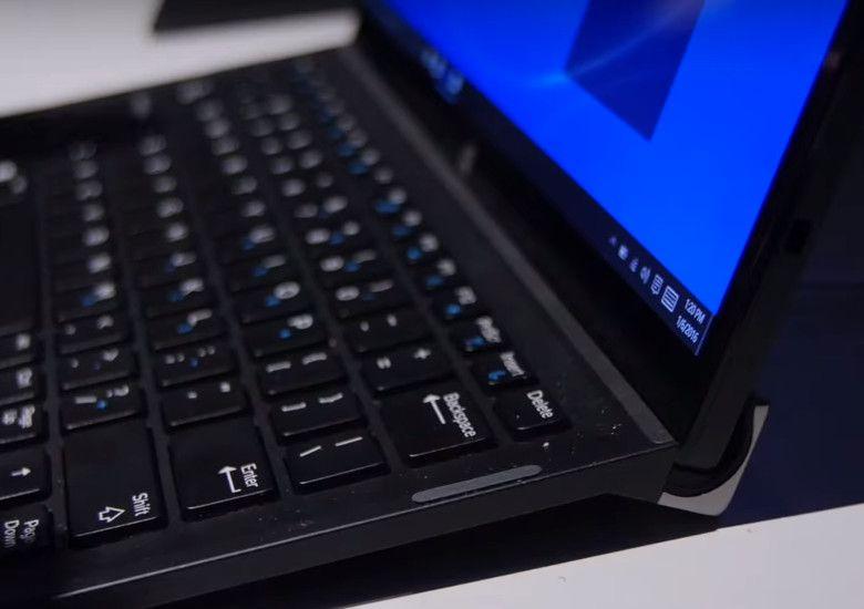 Dell Latitude 12 7000 キーボード