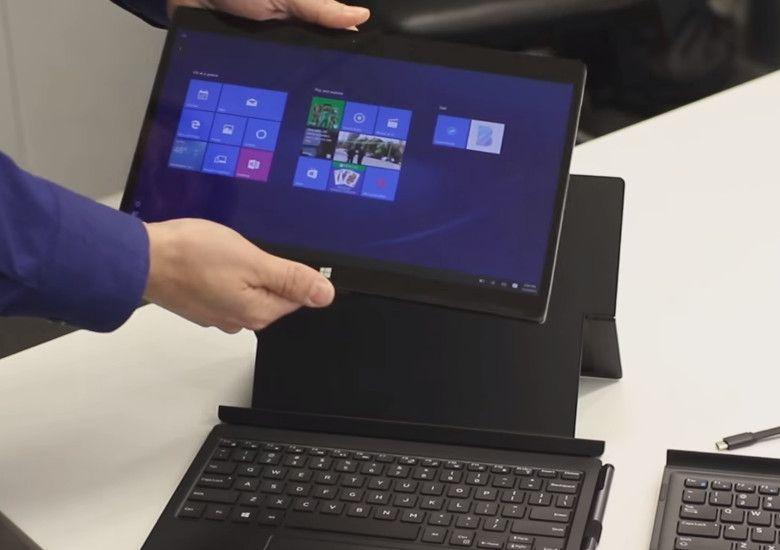 Dell Latitude 12 -7000 スリムキーボード