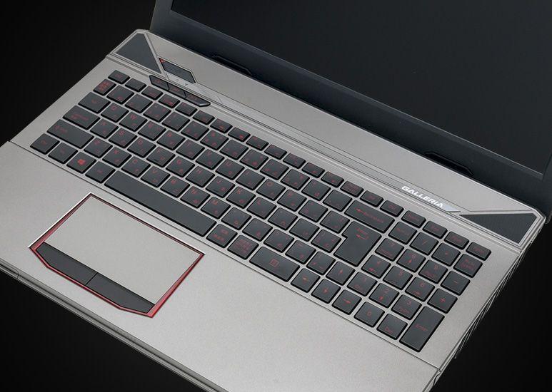 ドスパラ GALLERIA QHF960HE キーボード