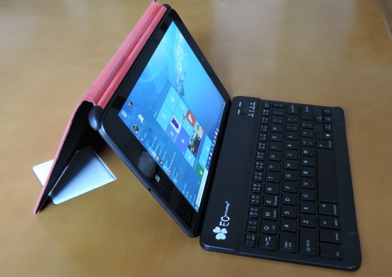 EC Technology Bluetoothキーボード ThinkPad 8と