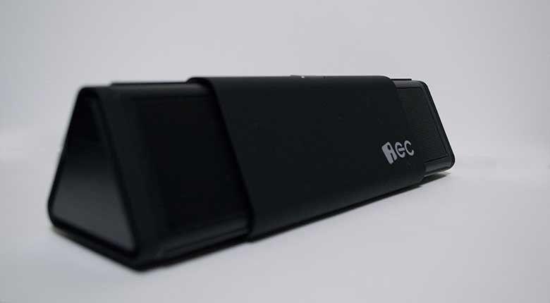 iEC Technology 伸縮型 Bluetoothスピーカー 外観