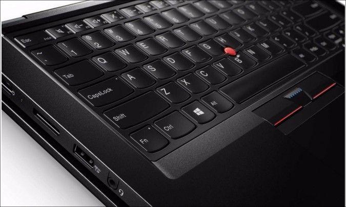 ThinkPad P40 Yoga キーボード
