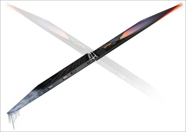 Thinkpad X1 Carbon 薄型筐体