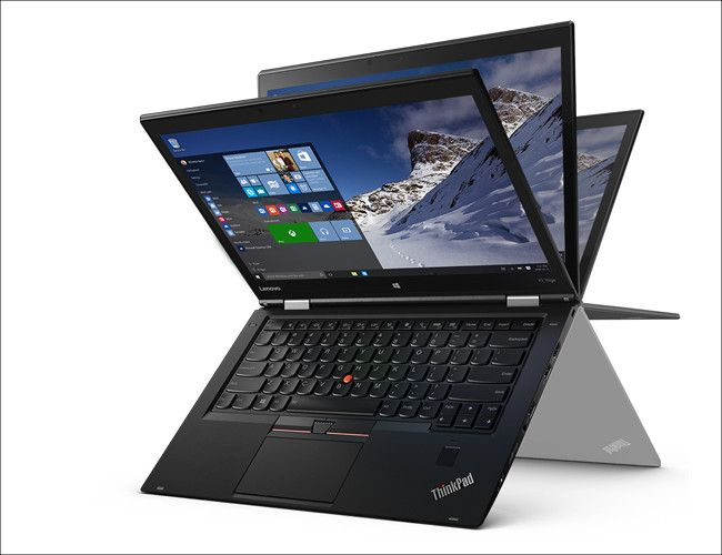 Lenovo ThinkPad X1 Yoga キーボード