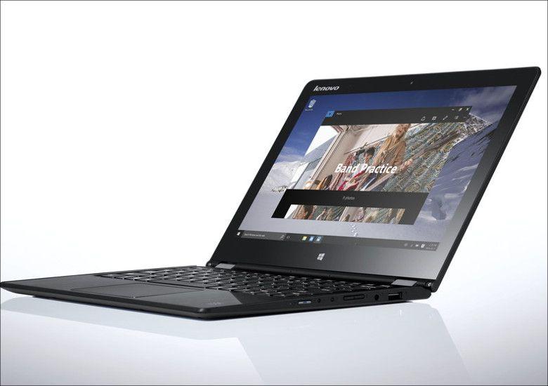 Lenovo Yoga 700 ノート