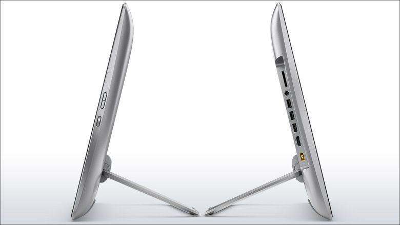Lenovo YOGA HOME 500 側面