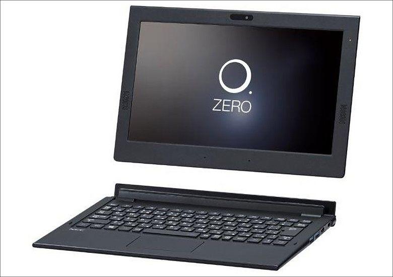 NEC LAVIE Hybrid ZERO 新モデル