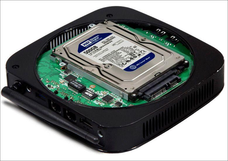 PIPO X6S ハードディスク搭載可能