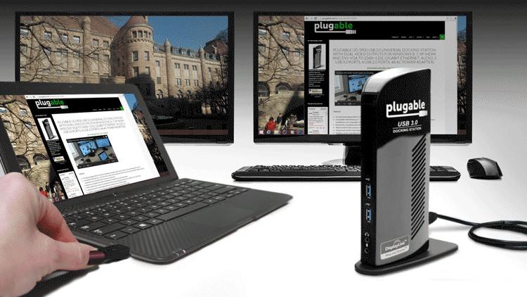 Plugable UD-3900 イメージ画像