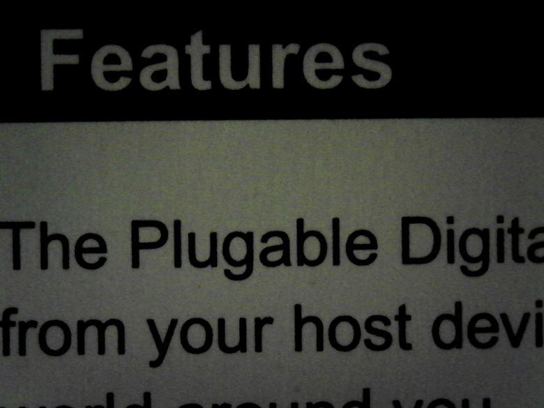 Plugable マイクロスコープ 例2
