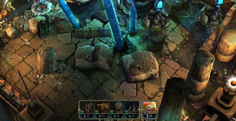 Prime World Defenders タワー選択