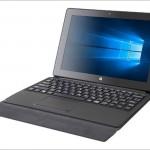 SiAL Si03BF - インテル、はいってるタブレット、今度は10.1インチにCherryTrail、キーボードつきで24,800円!