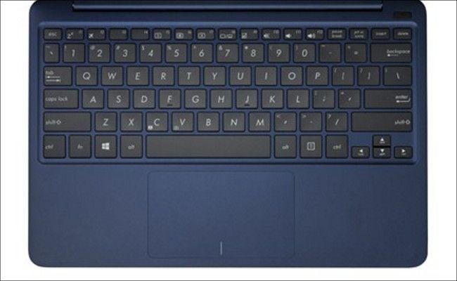 ASUS VivoBook E200HA キーボード