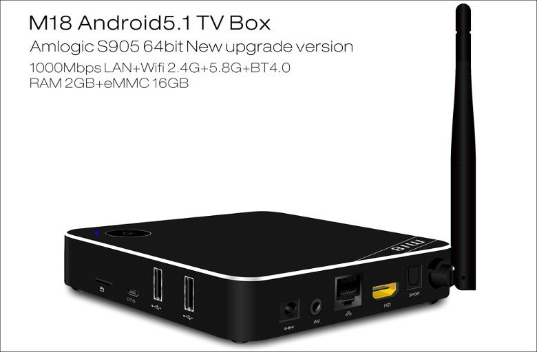 Beelink M18 TV Box