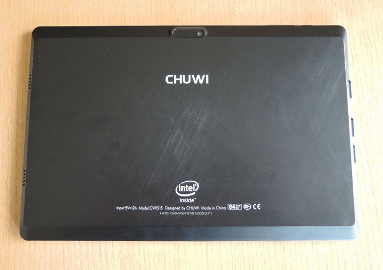 Chuwi Hi 10 背面