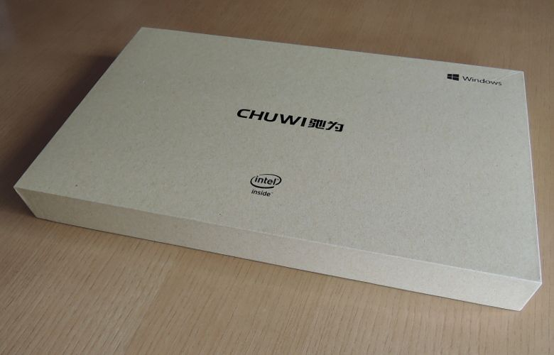 Chuwi Hi 10 outer box