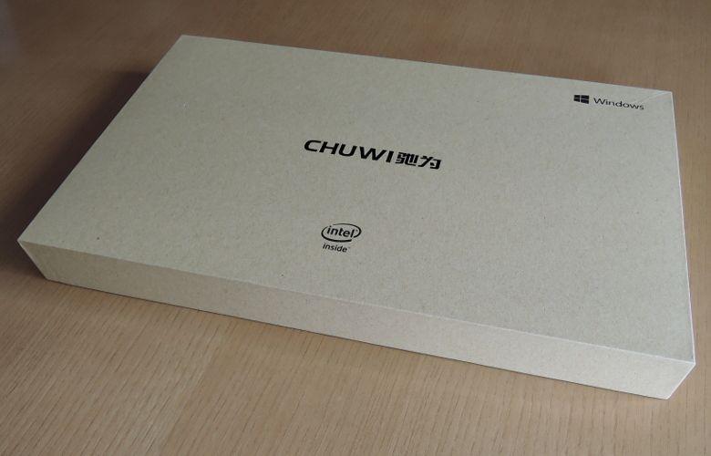 Chuwi Hi 10 外箱