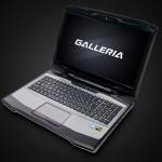 ドスパラ GALLERIA QSF970HE - 速い!安い!カッコいい!の15.6インチ最新ハイスペック ゲーミングノートPC