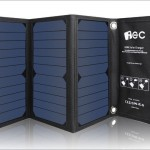 iEC USBソーラーチャージャー - モバイルデバイスを充電できるソーラー充電器(実機レビュー)
