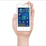 geanee WPJ40-10 - 待ってた!4インチWindows スマホ(WindowsPhone)、2月5日発売!