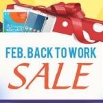 セール情報 - GEARBEST、中国らしく「FEB. Back to Work」セールをやってる