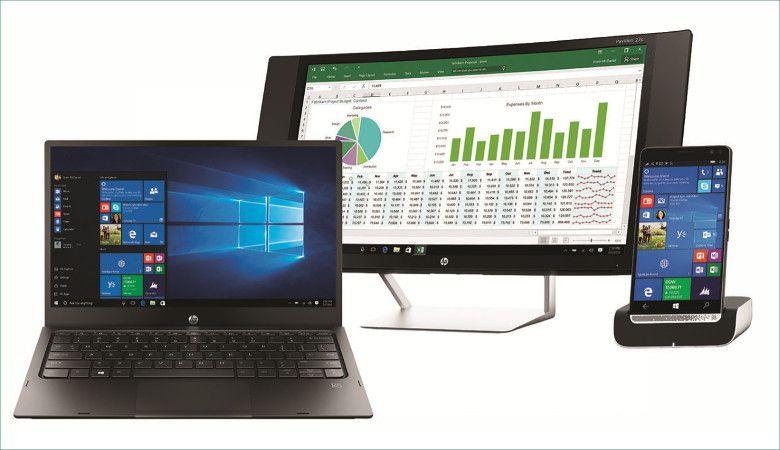 HP Elite x3 拡張イメージ