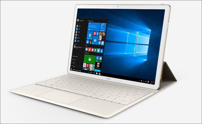 Huawei MateBook キーボード ホワイト