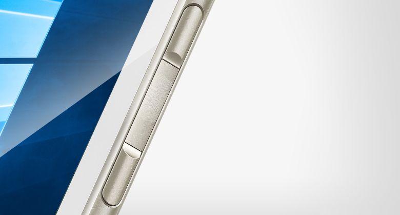 Huawei MateBook 指紋センサーつき電源ボタン