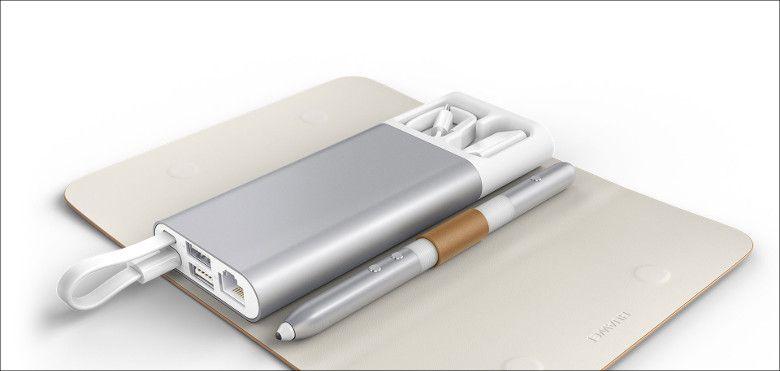 Huawei MateBook ドッキングステーション
